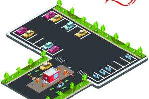Bãi đỗ xe thông minh ứng dụng trí tuệ nhân tạo